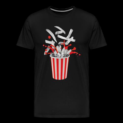CE N'EST PAS ARRIVÉ PRÈS DE CHEZ VOUS - T-shirt Premium Homme