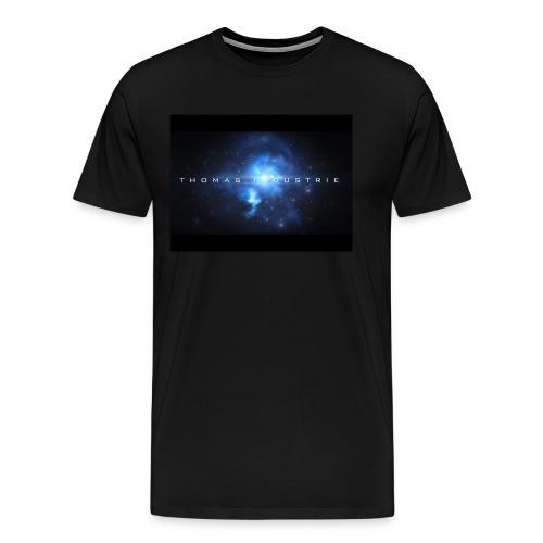 Thomas industrie - Mannen Premium T-shirt