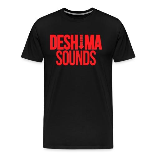 Red - Mannen Premium T-shirt