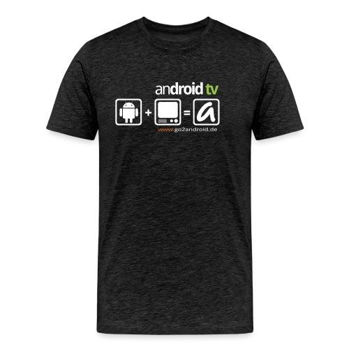 3for1 - Männer Premium T-Shirt