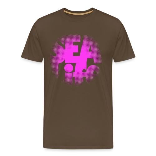 Sealife surfing tees, clothes and gifts FP24R01B - Miesten premium t-paita
