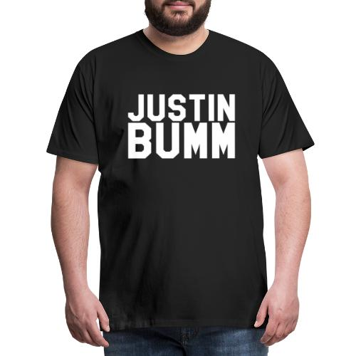Justin Bumm - Männer Premium T-Shirt