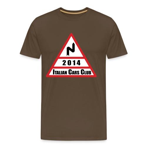 2014-ICC - T-shirt Premium Homme