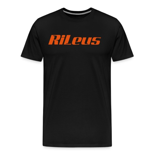 logo rileus - Männer Premium T-Shirt