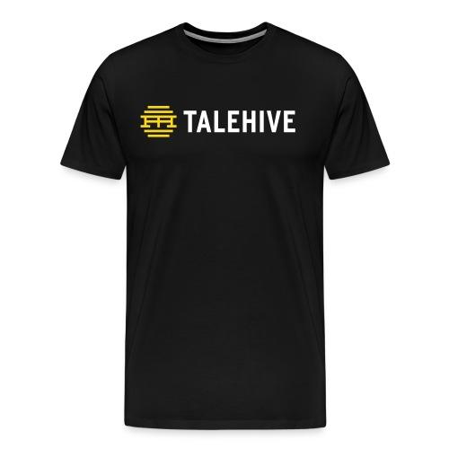 TALEHIVE Logo - Männer Premium T-Shirt
