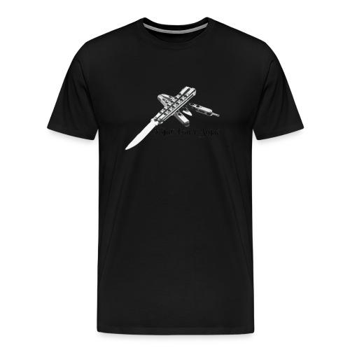 fight - Maglietta Premium da uomo