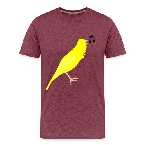 cg479c vectorized - Mannen Premium T-shirt