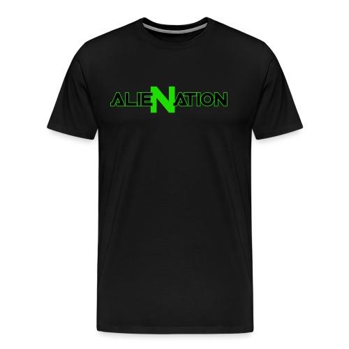 ALIENATION - Camiseta premium hombre