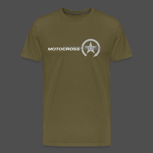 MOTOCROSS - Männer Premium T-Shirt