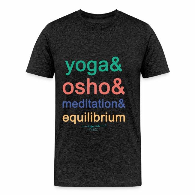 Yoga& Osho& Meditation& Equilibrium