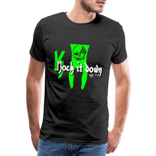 Nock it down - Männer Premium T-Shirt