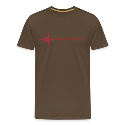 Flatline - Men's Premium T-Shirt