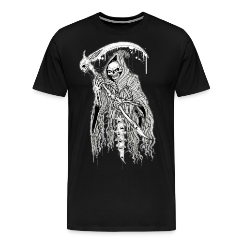 DEATH black - Men's Premium T-Shirt