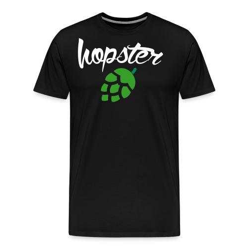 Hopster (Biertrinker) - Männer Premium T-Shirt
