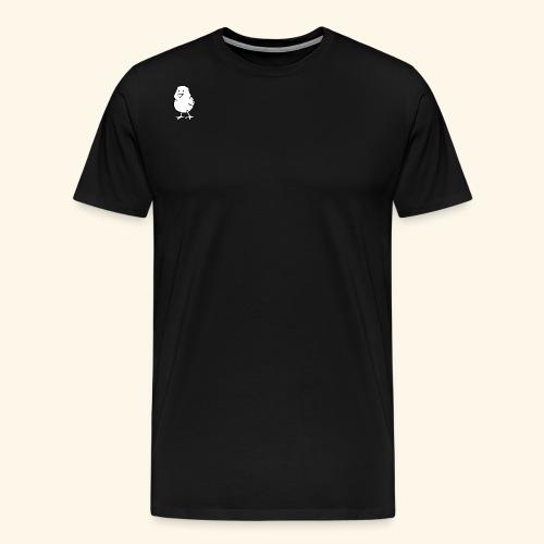topmann X erdetenfugl - Herre premium T-shirt