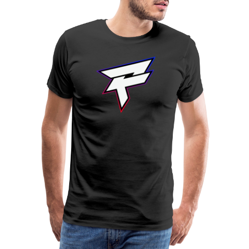 Pozyh Logo - Männer Premium T-Shirt