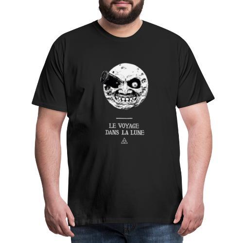 Majora: Viaje a la Luna - Camiseta premium hombre