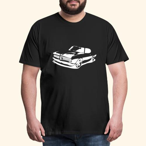 1969 Pontiac GTO - Mannen Premium T-shirt