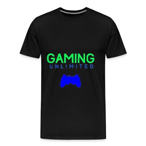gulogo - Men's Premium T-Shirt