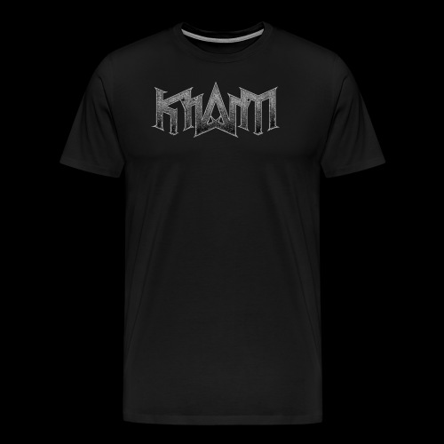 logo khasm - T-shirt Premium Homme