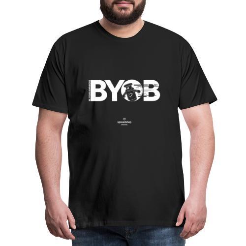 BYOB Robot - Men's Premium T-Shirt