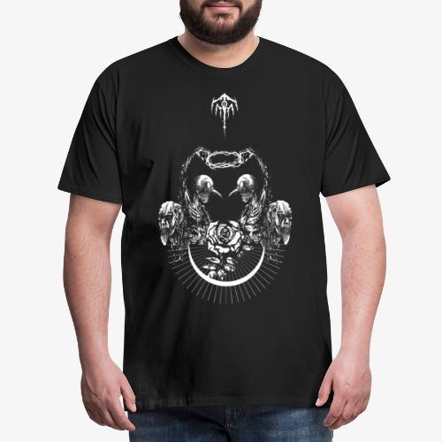Nocturn design 2 - T-shirt Premium Homme