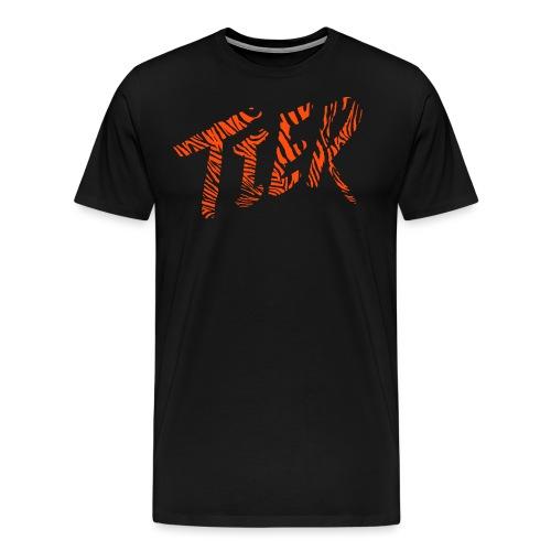 TIER - Männer Premium T-Shirt