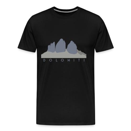 dolomiti - Maglietta Premium da uomo