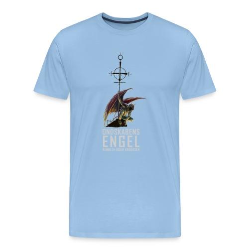 Ondskabens engel - Herre premium T-shirt