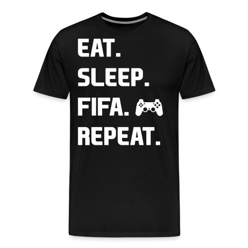 5494932_13037342_eatsleep - Men's Premium T-Shirt