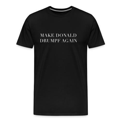 Sans titre 3 png - T-shirt Premium Homme