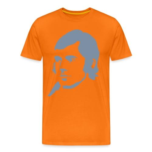 Robbie Burns - Mannen Premium T-shirt