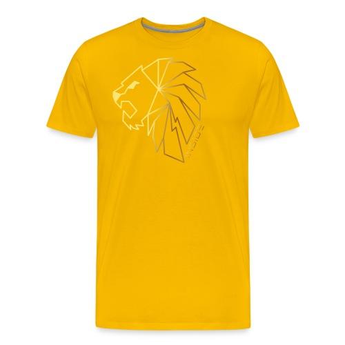Löwe, Lion Inside - Männer Premium T-Shirt