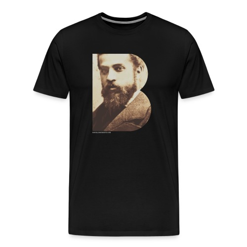 BT_GAUDI_ILLUSTRATOR - Men's Premium T-Shirt