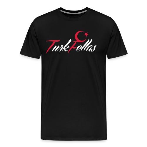 TurkFellas Official - Mannen Premium T-shirt