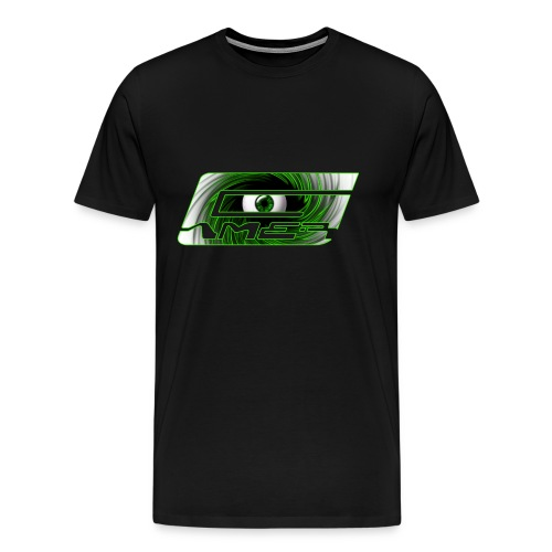 Geme Eye - Männer Premium T-Shirt