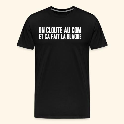 com - T-shirt Premium Homme