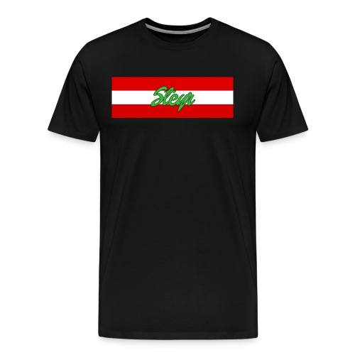 FANKLAMOTTEN Steyr - Männer Premium T-Shirt