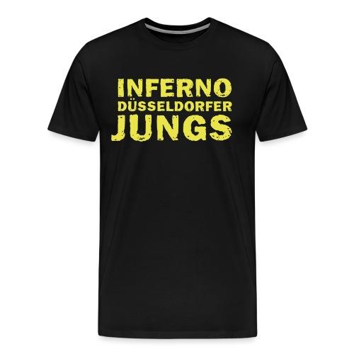 Düsseldorfer Jungs 2017 - Männer Premium T-Shirt