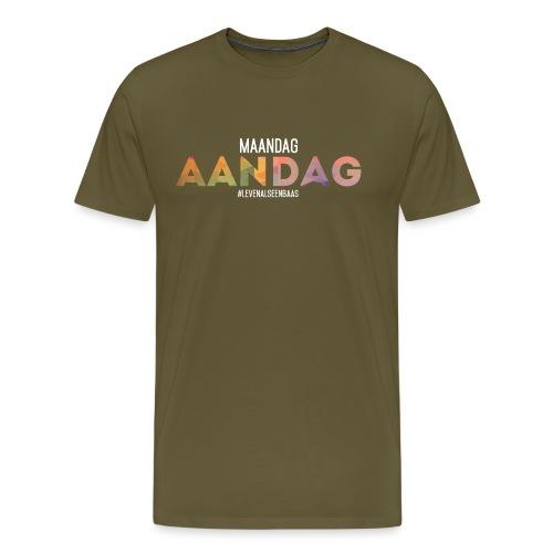 AANdag - Mannen Premium T-shirt