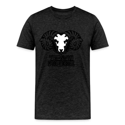 team heide logo 2c - Männer Premium T-Shirt