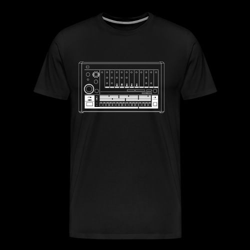 808 Line - Men's Premium T-Shirt