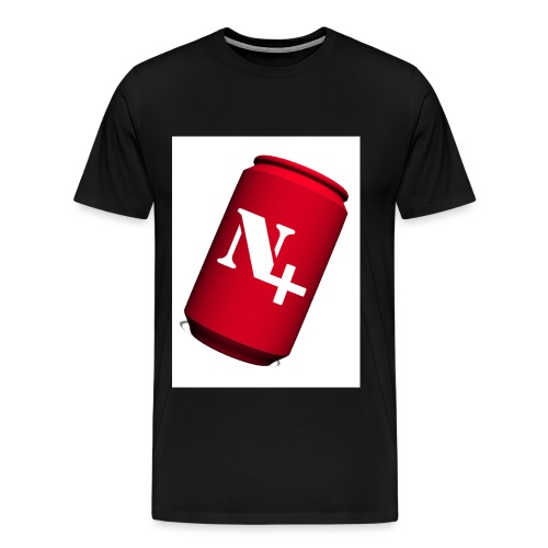 canette 1 jpg - T-shirt Premium Homme