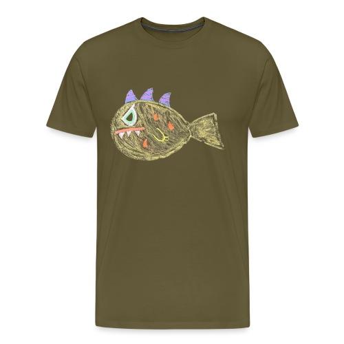 Dirty Rotten Fish - Mannen Premium T-shirt