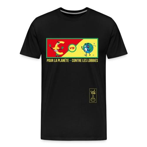 pour la planète - T-shirt Premium Homme