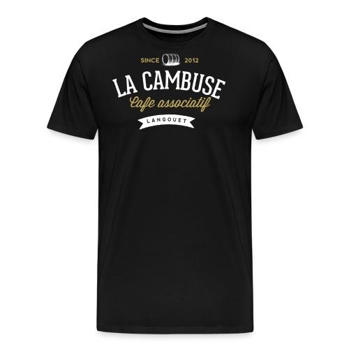 tonneau - T-shirt Premium Homme