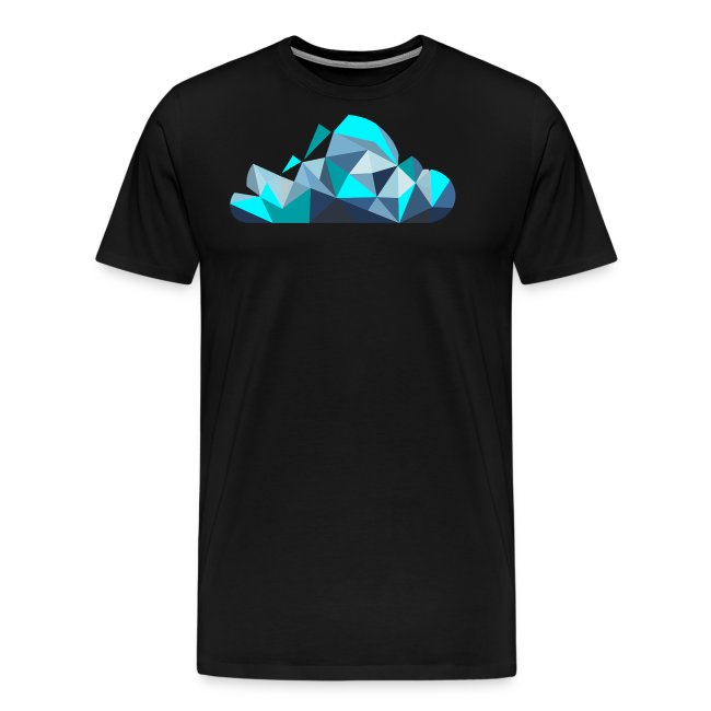 'CLOUD' Mens T-Shirt