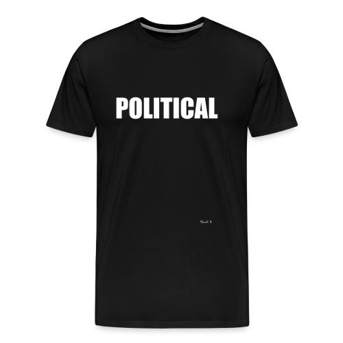 POLITICAL - Men's Premium T-Shirt