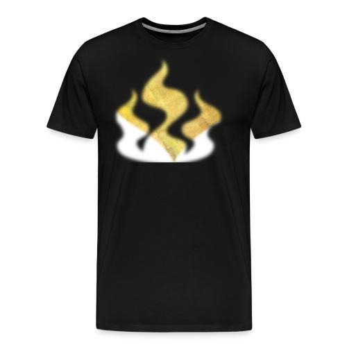 Pure heart flame - Koszulka męska Premium