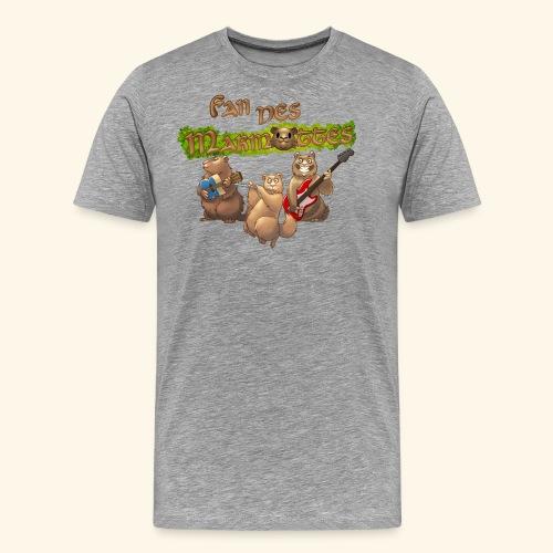 Tshirt fans - T-shirt Premium Homme
